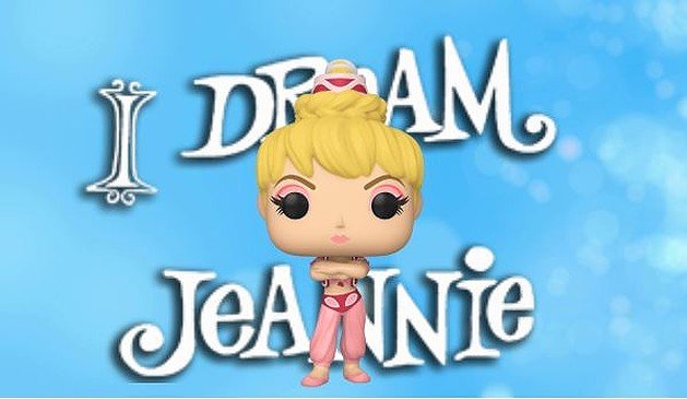 FUNKO POP Vinyle dream of Jeannie ** Précommande **
