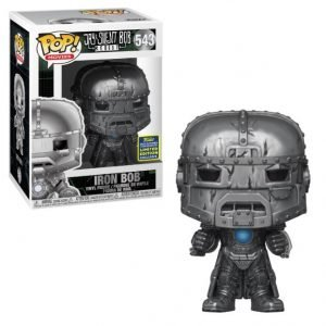 Iron Bob