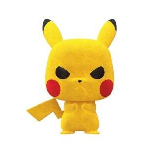 Pikachu Flocked