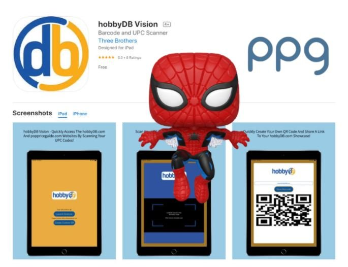 Pop Price Guide App