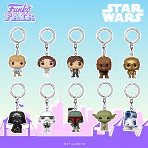 Star Wars Keychains
